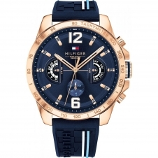 Tommy Hilfiger 1791474 Men's Decker Wristwatch