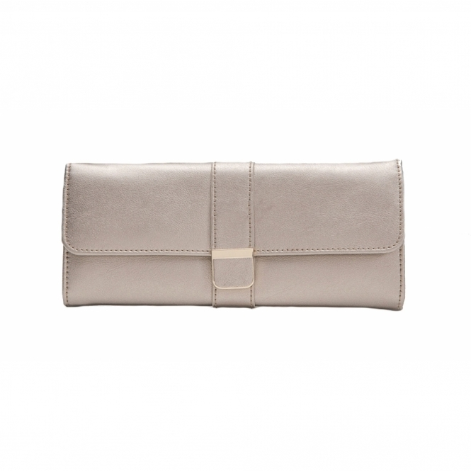 213478 Palermo Jewellery Roll Pewter