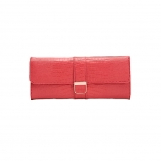Wolf 213493 Palermo Jewellery Roll Red
