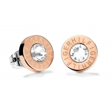 Tommy Hilfiger 2700752 Stud Rose Gold Tone Earrings