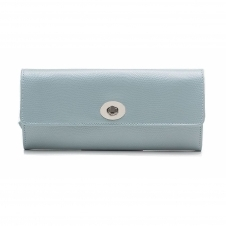 Wolf 315324 London Jewellery Roll Ice Blue