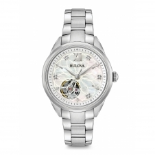 Bulova 96P181 Women's Automatic Diamond Collection
