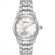 Bulova 96P182 Women's Diamond Wristwatch