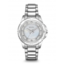 Bulova 96S144 Women's Diamond Wristwatch