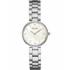 Bulova 96S159 Ladies Diamond Wristwatch