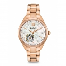 Bulova 97P121 Women's Automatic Diamond Collection