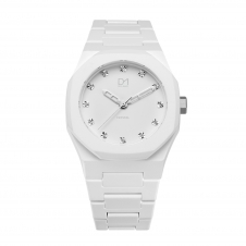 D1 Milano A-CR02 Crystal Collection Wristwatch