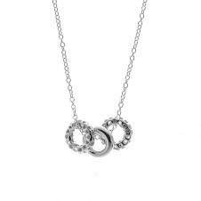 Rachel Galley A106-SV Women's Allegro Triple Pendant