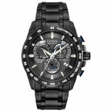 Citizen AT4007-54E Perpetual Chrono A-T Radio Controlled Eco-Drive