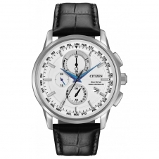 Citizen AT8110-02A Men's World Chronograph A.T. Eco-Drive