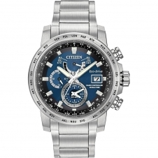 Citizen AT9070-51L World Time A-T Eco-Drive