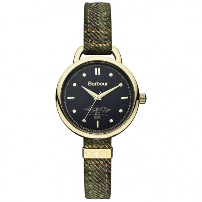 Barbour BB006GDTR Women's Finlay Wristwatch