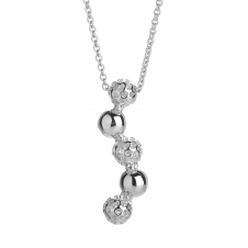 Rachel Galley BB100-SV Women's Bubbly Pendant