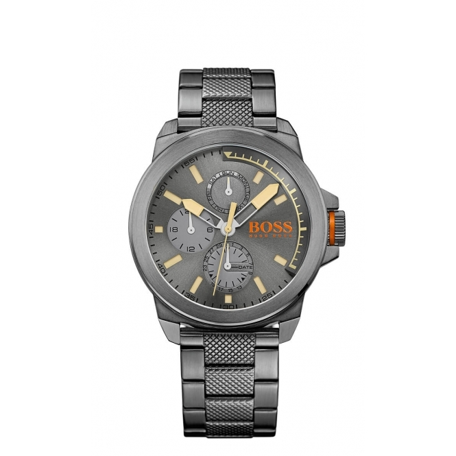 Boss Orange 1513319 Men's New York Wristwatch