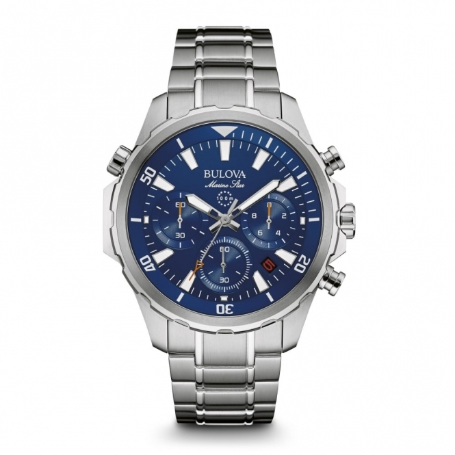 Bulova 96B256 Men's Chronograph Wristwatch