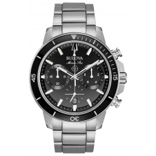 Bulova 96B272 Men's Chronograph Wristwatch