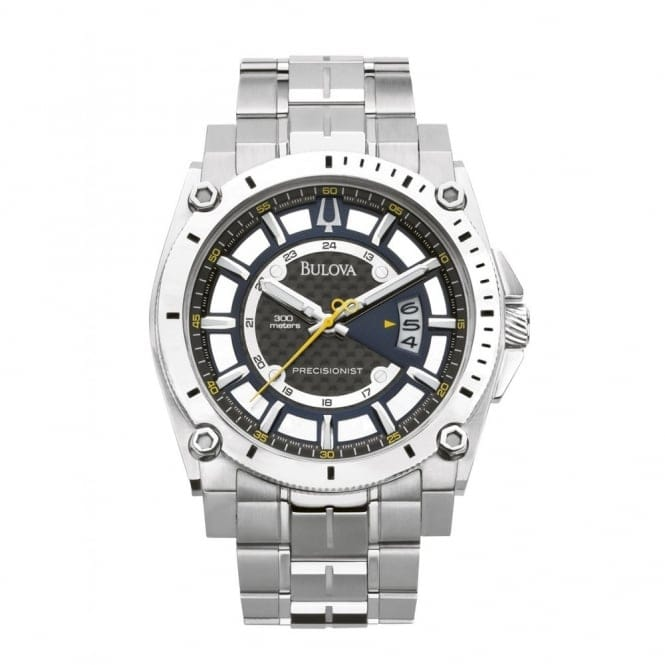 Bulova 96G131 Precisionist Wristwatch