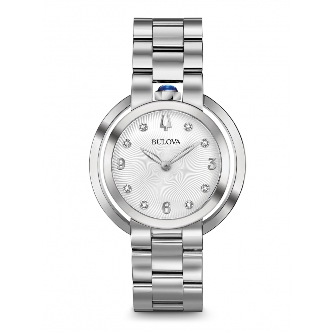 Bulova 96P184 Women's Rubaiyat Collection