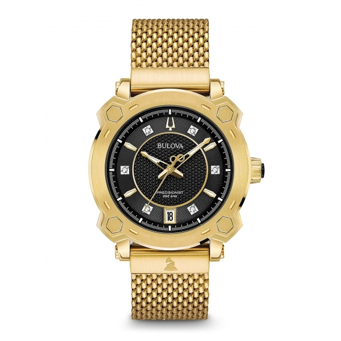 Bulova 97P124 Special GRAMMY® Edition Women's Precisionist Watch
