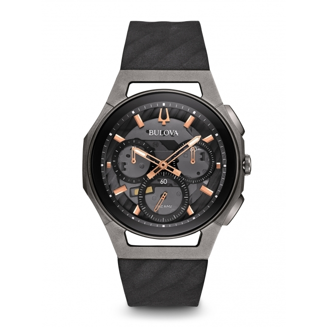 Bulova 98A162 Men's Curv Chronograph Watch