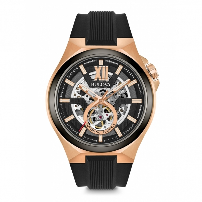 Bulova 98A177 Automatic Mechanical Collection