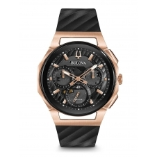 Bulova 98A185 Men's Curv Chronograph Watch