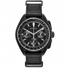 Bulova 98A186 Special Edition Moon Chronograph Wristwatch
