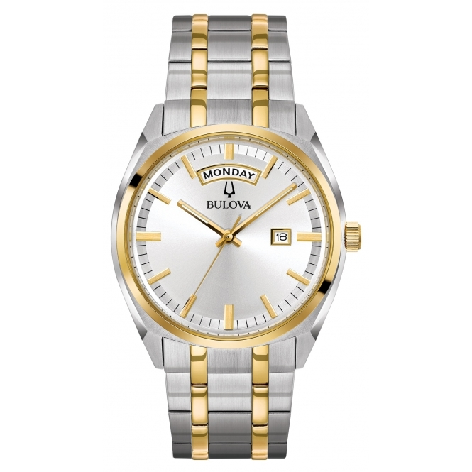 Bulova 98C127 Men's Dress Collection