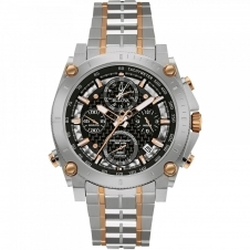 Bulova 98G256 Men's Precisionist Chronograph Wristwatch