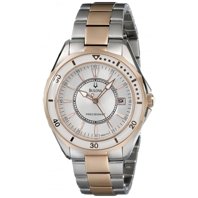 Bulova 98M113 Women's Winter Park Precisionist Wristwatch