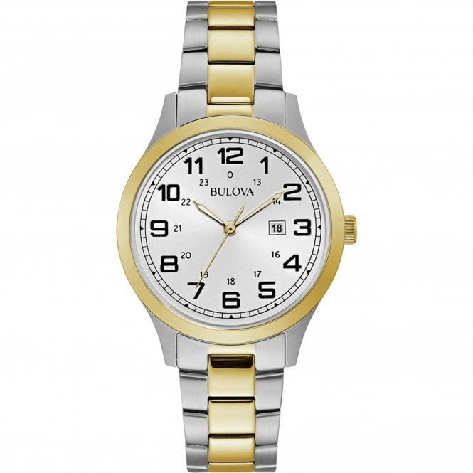 Bulova 98M128 Women's Dress Collection