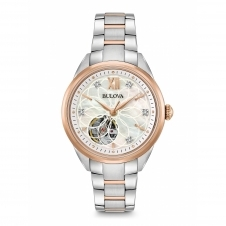 Bulova 98P170 Women's Automatic Diamond Collection