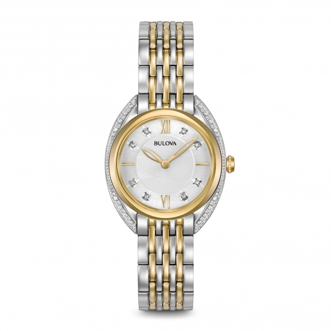 Bulova 98R229 Women's Diamond Collection
