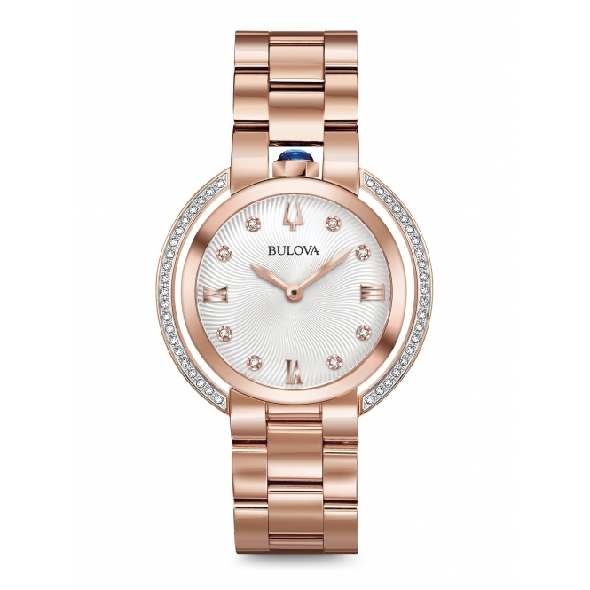 Bulova 98R248 Women's Rubaiyat Collection
