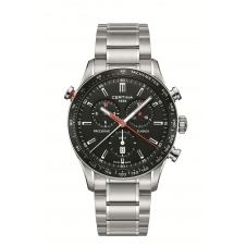 Certina C024.618.11.051.01 DS-2 Chronograph Flyback Wristwatch