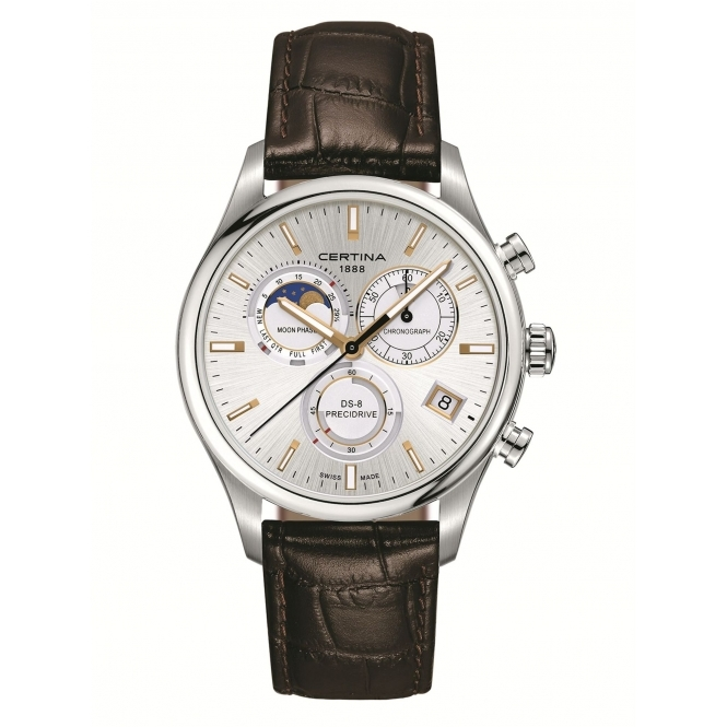 C033.450.16.031.00 DS-8 Chronograph Moon Phase