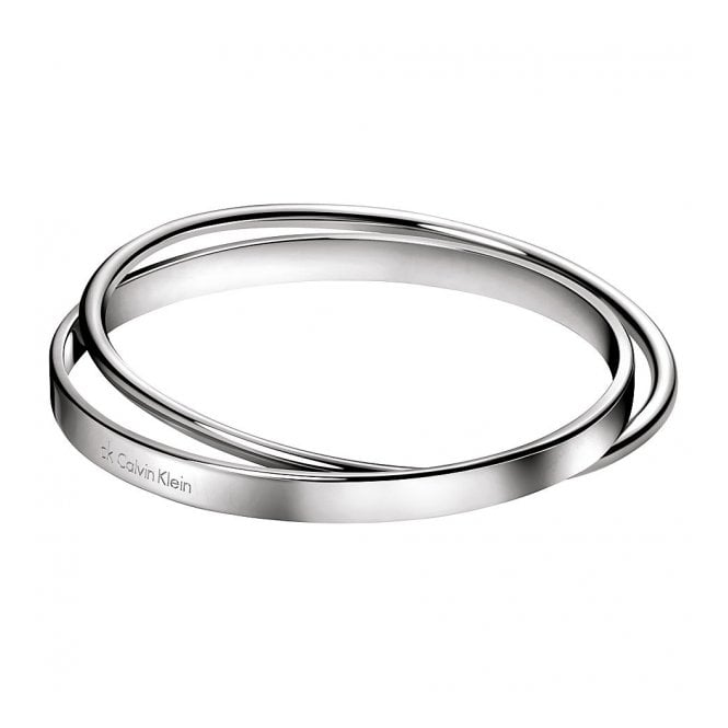 Calvin Klein KJ63AB01010S Coil Bangle