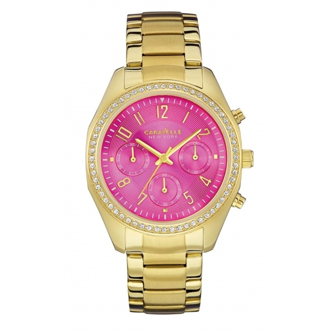 Caravelle New York 44L168 Ladies' Melissa Wristwatch