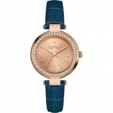 Caravelle New York 44L178 Ladies Mini T-Bar Watch
