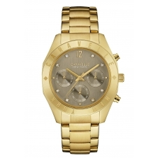 Caravelle New York 44L191 Ladies' Boyfriend Chronograph Wristwatch