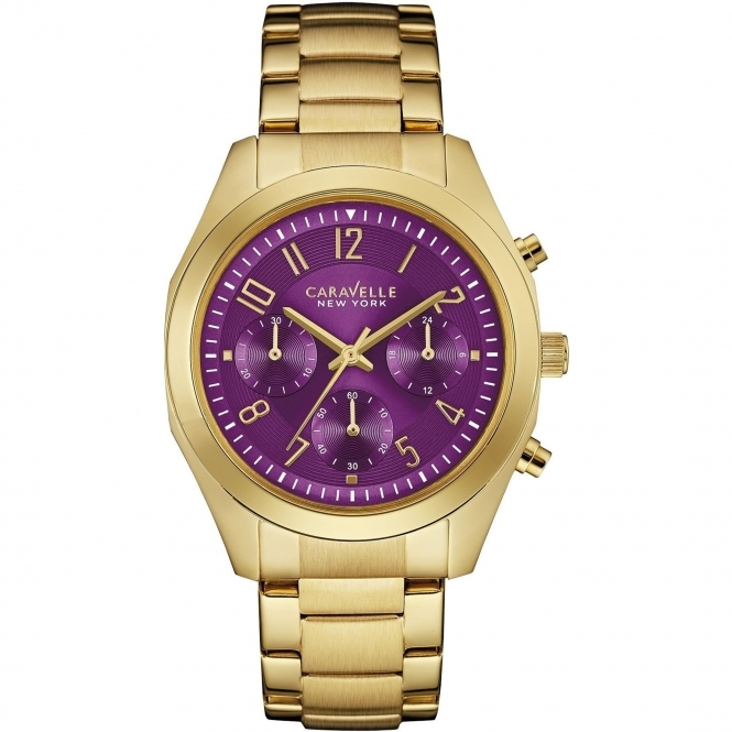 Caravelle New York 44L200 Women's' Melissa Wristwatch