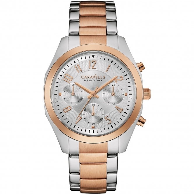 Caravelle New York 45L149 Ladies' Melissa Chronograph Watch