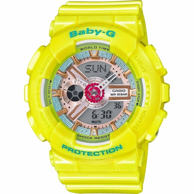 Casio BA-110CA-9AER Women's Baby-G Wristwatch