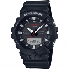 Casio G-Shock GA-800-1AER Multi-function Wristwatch