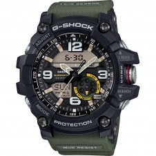 Casio G-Shock GG-1000-1A3ER Mudmaster Wristwatch