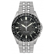 Citizen CB0020-50E Men's Eco-Drive World Perpetual A-T Eco-Drive