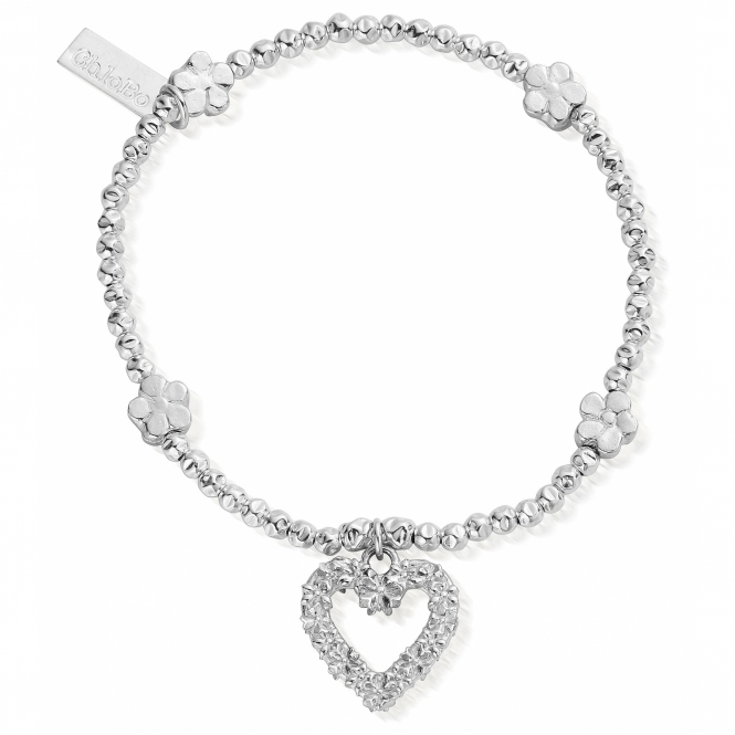 ChloBo SBDBFB146 Women's Be Love Bracelet