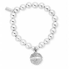 ChloBo SBMB824 Women's Medium Ball Dreamball Bracelet