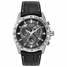 Citizen AT4000-02E Perpetual Chrono A-T Radio Controlled Eco-Drive