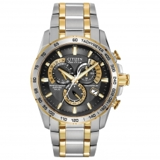 Citizen AT4004-52E Perpetual Chrono A-T Radio Controlled Eco-Drive